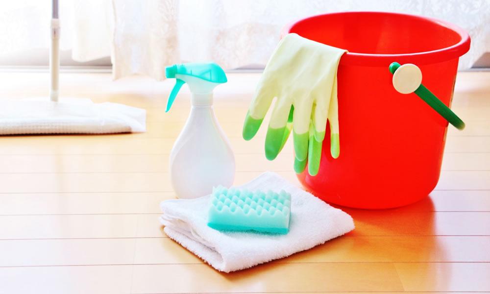清掃・洗濯・買い物代行